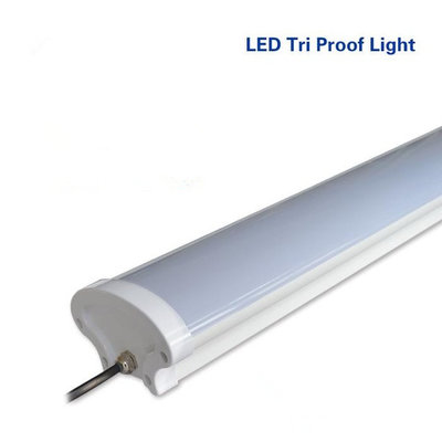 LED Tri-proof Lamp Basic 150cm 55Watt IP66 6000k/daglight