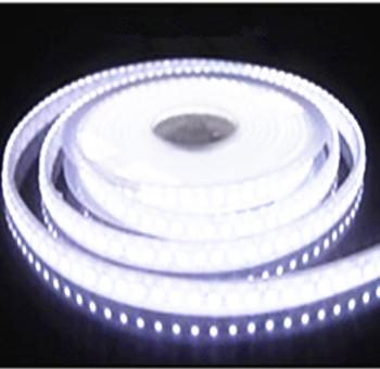 LED STRIP 12v  SMD 2835 120 LEDs/m 6000K/daglicht 5 meter rol * IP20 *PROFESSIONAL