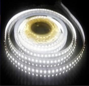 LED STRIP 24v  SMD 5050 60 LEDs/m 4500k/neutraalwit 5 meter rol  *IP20