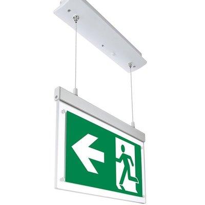 LED Noodverlichting hangend OPT 3w *inbouw