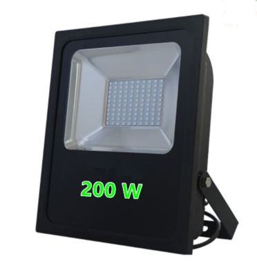 LED FLOODLIGHT PROF. IP65 200W 6000k/Daglicht