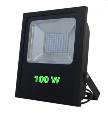 LED FLOODLIGHT PROF. IP65 100W 6000k/daglicht