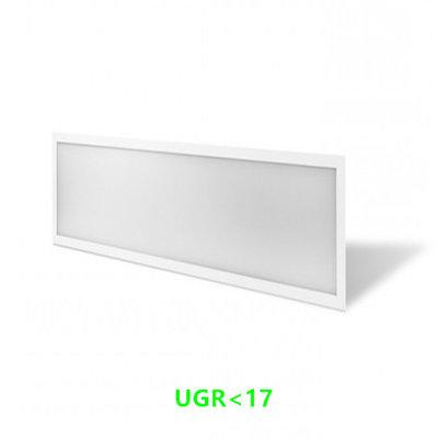 LED Paneel 120x30cm Proflumen 30W UGR 17 3000k/warmwit 130lm/w flikkervrij