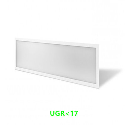LED Paneel 120x30cm Proflumen 30W UGR 17 5000k/daglicht 130lm/w flikkervrij