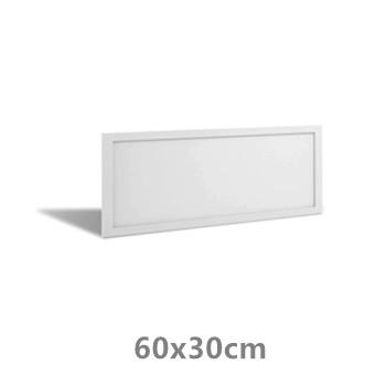 LED Paneel premium 30x60cm 24w witte rand 3000k/warmwit