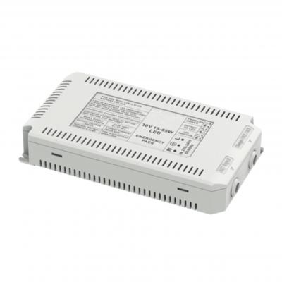 Noodunit output 15-65W 30Vdc voor LED paneel-spot-downlighter