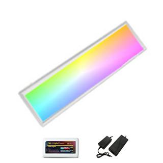 LED Paneel 120x30cm RGBWWW 48w