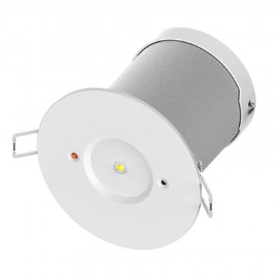 LED noodverlichting Tech EX inbouwspot 2w