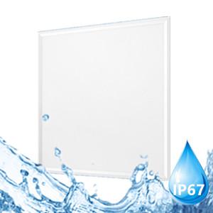 LED paneel waterproof 60x60cm 40W 5000k/daglicht IP67 Meanwell driver