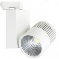 3 FASE LED RAILSPOTS - WIT
