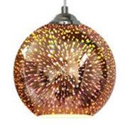 3D Glas LED hanglampen