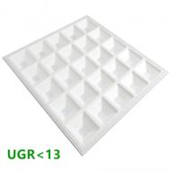 LED PANEEL UGR <13 GRILLE 60X60cm flikkervrij