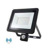 LED FLOODLIGHTS met SENSOR