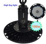 LED HIGH BAY LIGHT UFO 100w 6000K/daglicht * Philips driver_