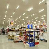 LED tri-proof light koppelbaar Basic 50w 150cm 3000k/Warmwit IP65 * Osram driver _