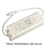 TRIAC dimbaar LED driver 38w voor Led panelen_