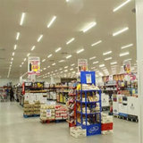 LED tri-proof light Basic 36w 120cm 3000k/Warmwit IP65 * Osram driver _