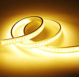 LED STRIP silicon 12v  SMD 2835 60 LEDs/m 2700K/Warmwit 5 meter rol * PROFESSIONAL_