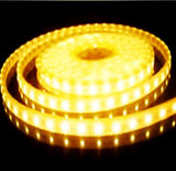 LED STRIP 12v  SMD 2835 120 LEDs/m 2700K/Neutraalwit 5 meter rol * IP20 *PROFESSIONAL_