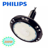 LED HIGH BAY LIGHT UFO 200w 6000K/Daglicht * Philips driver_