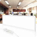 LED Paneel premium 30x60cm 24w witte rand 4000k/Neutraalwit_