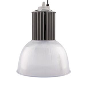 LED klokarmatuur prof. 100w 5000k/daglicht 135lm/w PC reflector 60°