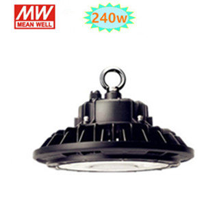 240w LED HIGH BAY LIGHT UFO 6000K/daglicht*Meanwell driver