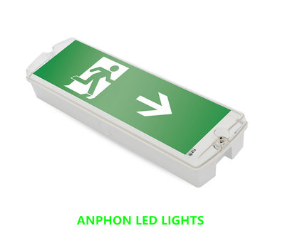 LED Noodverlichting ALN 7,5w *opbouw