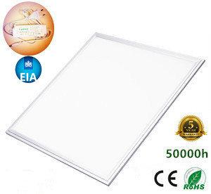 LED Paneel 60x60cm complete Premium incl. Netsnoer 6000k/daglicht *Flikker vrij