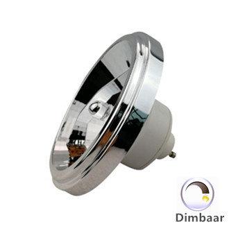 LED AR111 GU10 SPOT 24° DIMBAAR 12W *2700k/warmwit