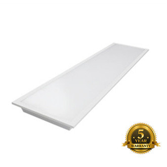LED backlight paneel 120x30cm 36w witte rand 6000k/daglicht