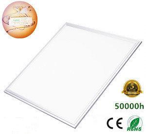 LED Paneel 60x60cm complete Premium incl. Netsnoer 32W 3000k/warmwit *Flikker vrij