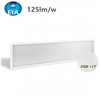 LED PANEEL Pro-klasse UGR 17 30x120cm 36w 3000k/Warmwit 125lm/w