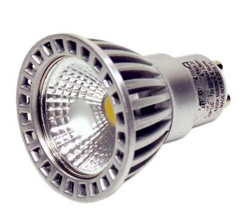 GU10 4W LED SPOT COB - 6000k/daglicht