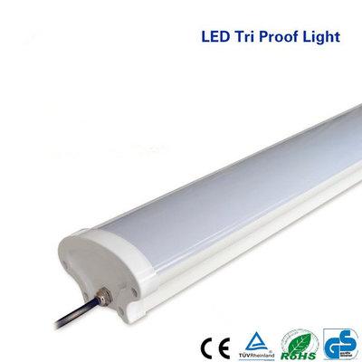 LED Tri-proof Lamp Basic 150cm 55Watt IP65 3000k/warmwit