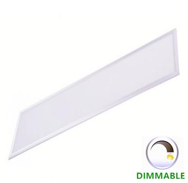 LED PANEEL DIMBAAR 120x30 CM High 3000K/WARMWIT