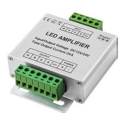 LED STRIP RGBW AMPLIFIER