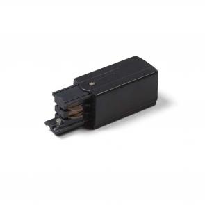 Power connector ZWART