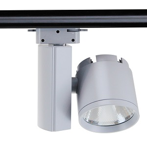 3 Fase LED railspot 30w D-Serie 2800k/warmwit * Philips driver * Wit