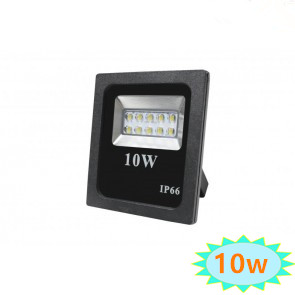 LED FLOODLIGHT Basic IP65  10W 3000k/warmwit