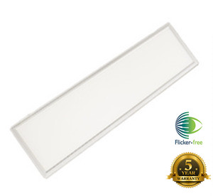 36w LED paneel Excellence 120x30cm witte rand 6000k/daglicht
