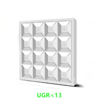 LED PANEEL GRILLE 60X60cm UGR13  3000k/warmwit 36w *flikkervrij