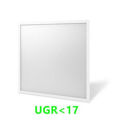 LED Paneel 60x60cm proflumen 30w UGR 17 3000k/warmwit 130lm/w flikkervrij