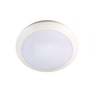 Led plafonnière 16W Ø300mm 3000k warmwit  IP66 IK10 premium