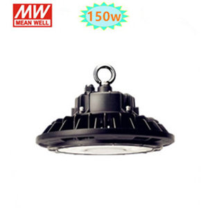 150w LED HIGH BAY LIGHT UFO 4000K/Neutraalwit *Meanwell driver