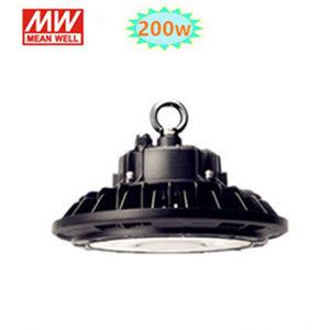 200w LED HIGH BAY LIGHT UFO 6000K/daglicht*Meanwell driver
