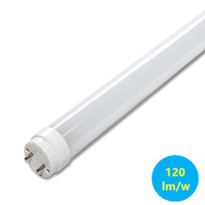 T8 LED TL buis 150cm prof. 120lm/w 3000k/warmwit