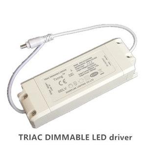 TRIAC dimbaar LED driver 38w voor Led panelen