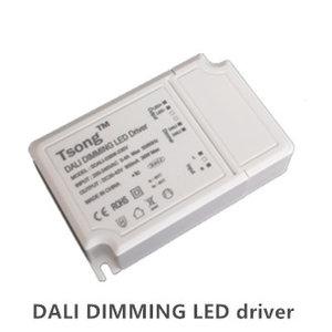 DALI dimming LED driver 36w voor LED panelen