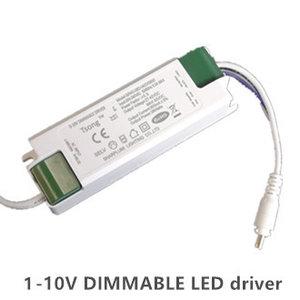 LED DRIVER DIMBAAR 1-10V 34W voor LED panelen